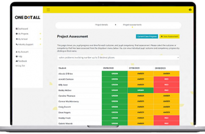 OneDotAll student skills development tool
